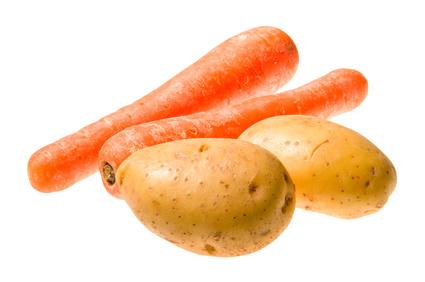 Ämne i morötter kan minska risken för sjukdomar