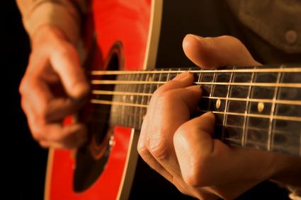 Musik kan lindra ångest