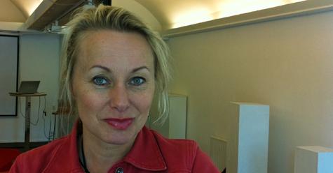 Louise Hoffsten om att leva med MS