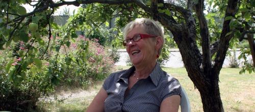 Lillemor om hur det är att leva med en alzheimersjuk man